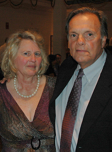 <p>Beth and Carl Salsedo met during the first week of their freshman year at UConn in 1964. Photo provided by Carl and Beth Salsedo</p>