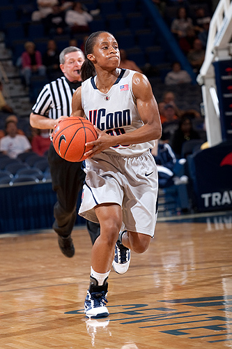 <p>Senior guard Lorin Dixon will play an important leadership role on a team with five freshmen. Provided by Division of Athletics</p>