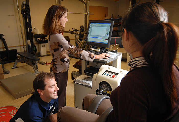 Doctoral Program in Kinesiology Ranked No. 1