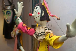 <p>Puppets take center stage at the Ballard Institute and Museum of Puppetry. Photo by Sean Flynn</p>