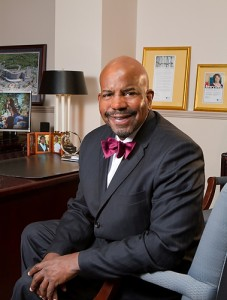 Dr. Cato T. Laurencin (Steven Laschever for UConn Health Center)