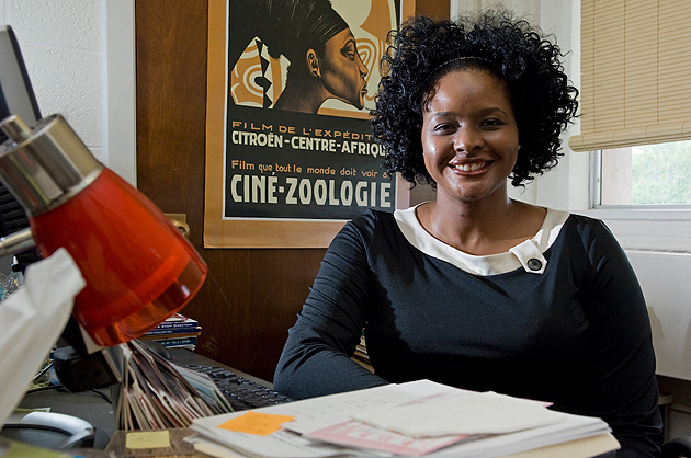 Shayla C. Nunnally, associate professor of political science, has written a book