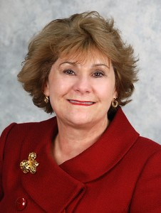 Ann Marie Capo, R.N., M.A., associate vice president for clinical effectiveness and patient safety and chief quality and patient safety officer
