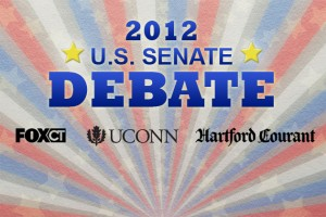 2012 Senate debate logo.