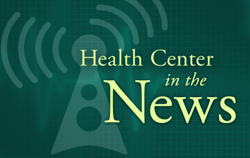 Radio - Health Center in the News