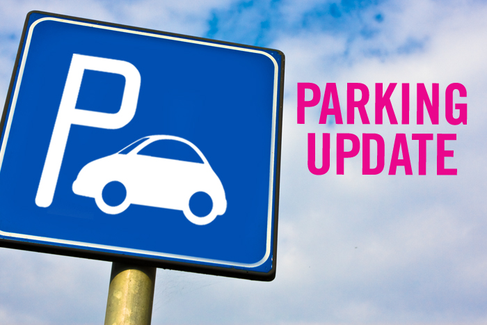 Parking update (Shutterstock Photo)