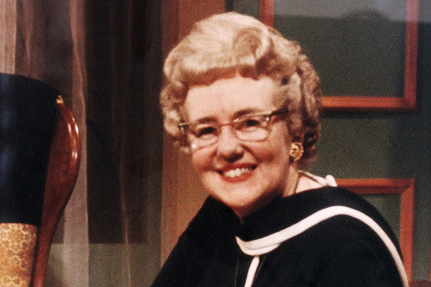 Detail from formal portrait of Josephine Dolan. (Photo courtesy of the school of Nursing)