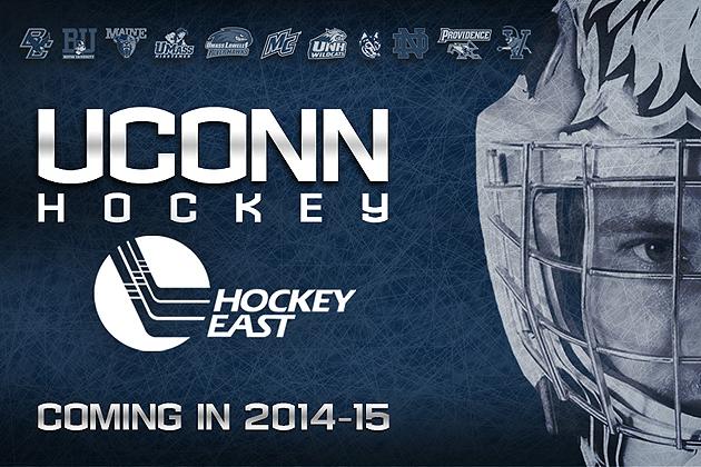 Hockey East Splash Page