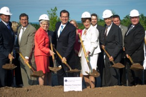 Bioscience Connecticut Groundbreaking Ceremony