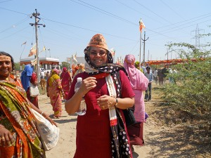 Associate professor Manisha Desai spent 2010-11 in the western Indian state of Gujarat.