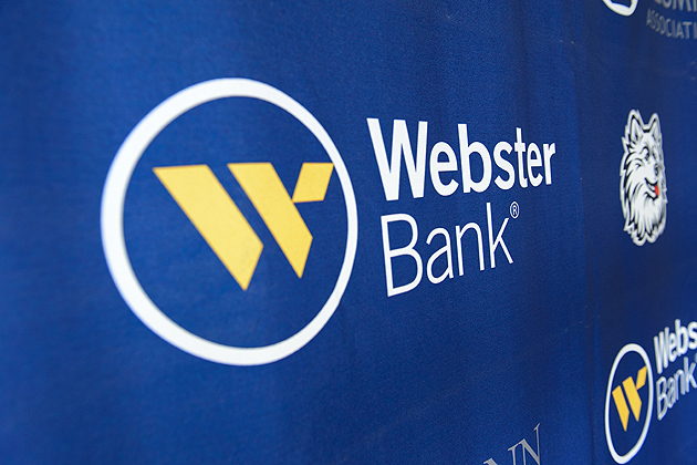 Webster Bank, the University of Connecticut, and IMG College announce a major agreement to make Webster Bank