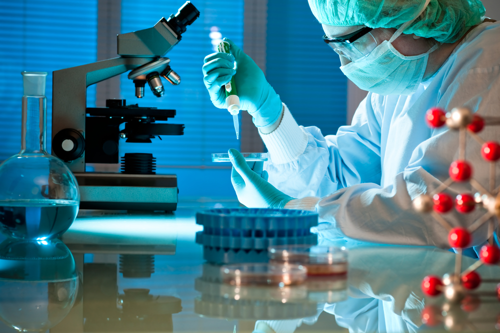 A research lab. (Stock image)