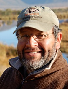 Morty Ortega, associate professor of natural resources. (Photo supplied by Morty Ortega.)