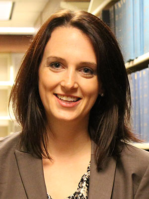 Andraya Pulaski '13 JD. (Photo from the School of Law)