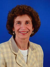 Carol Welt. (UConn file photo)