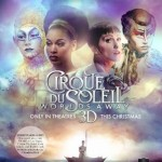 "Khetanya Henderson '14 MFA, second from left, in a poster for ""Worlds Away Cirque du Soleil."" (Courtesy of Khetanya Henderson)"