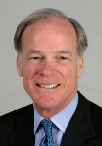 A headshot of Republican candidate Tom Foley.