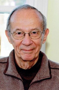 George Vlasto, emeritus professor of physiology and neurobiology at the Stamford campus. (Photo courtesy of the Vlasto family)