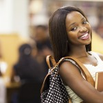 A female African-American college student. (iStock Photo)