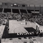 The UConn women's basketball team made their Gampel debut on Jan. 31, 1990.