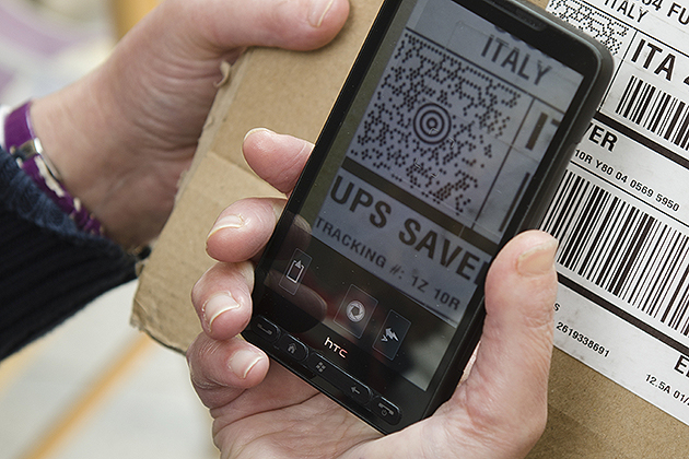 Engineers took the ordinary QR code and transformed it into a high-end cybersecurity application that can protect the integrity of computer microchips.