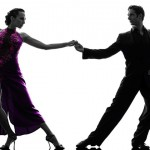 A couple dancing the tango. (iStock Photo)