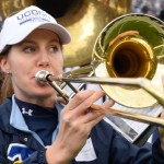 UConn's Marching Band (Ryan Glista '16 (CLAS)/UConn Photo)