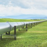 An artist's rendering of the Keystone XL Pipeline (iStock Photo)