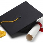 Graduation cap with a yellow tassel denoting the LLM degree. (123RF.com Photo)
