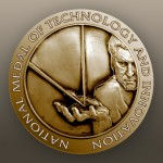 National Medal of Technology and Innovation. (uspto.gov Image)