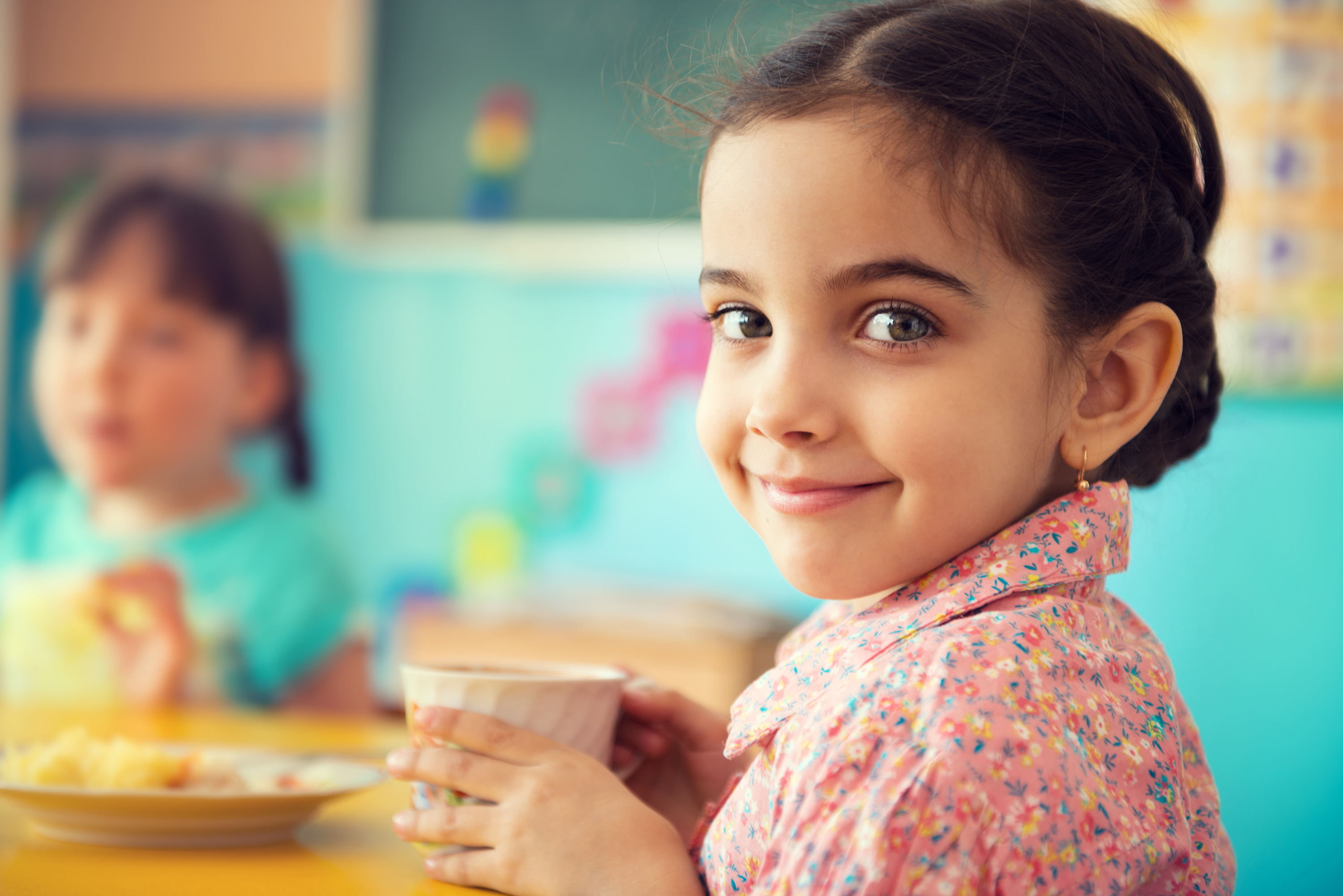 School Breakfasts Support Healthy Weight, Study Shows ...