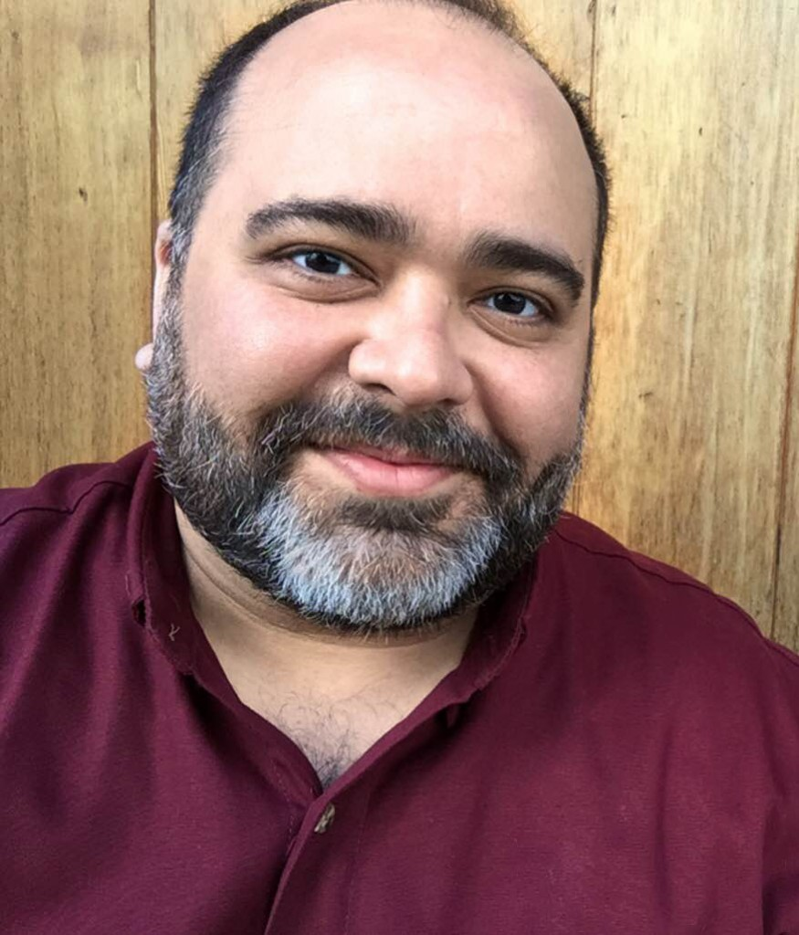 UConn alum and acclaimed actor Richard Ruiz '94 MFA directs his first production, 'Monty Python's Spamalot.'