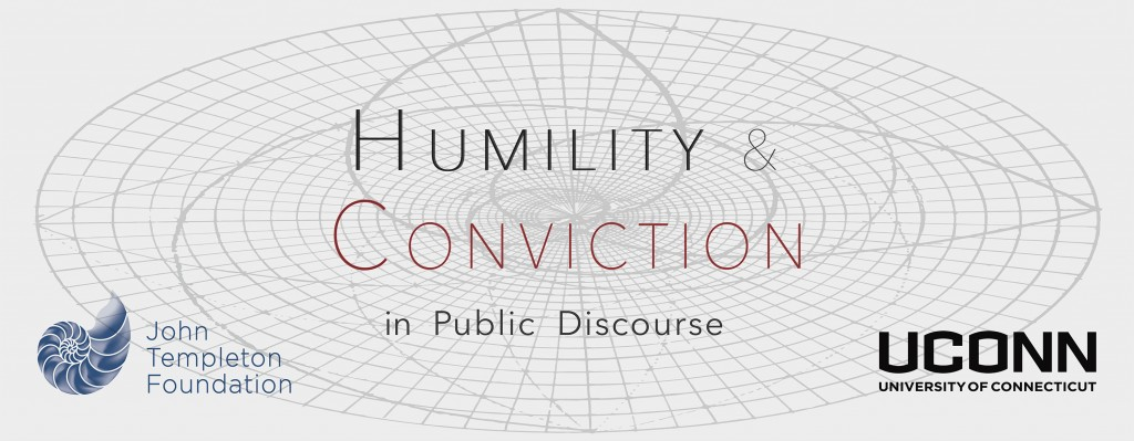 The UConn Humanities Institute has received a $5.75 million grant from the Templeton Foundation for its project on Public Discourse.