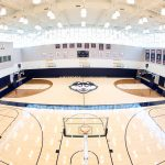The interior of the Werth Family Basketball Champions Center. (Stephen Slade '89 (SFA) for UConn)