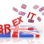 Conceptual illustration depicting Great Britain and its relationship with the European Union. (iStock Image)
