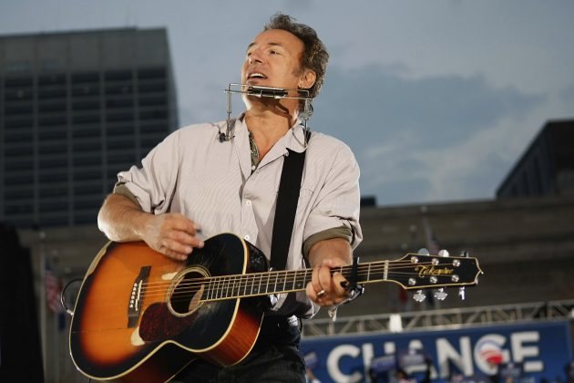 Badlands and Good Lovin': The Politics of Bruce Springsteen