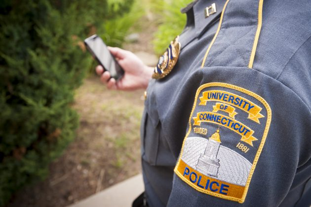 New Technology Enhances Campus Security