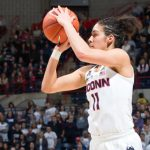 UConn's Kia Nurse will play for Team Canada in the 2016 Olympics.