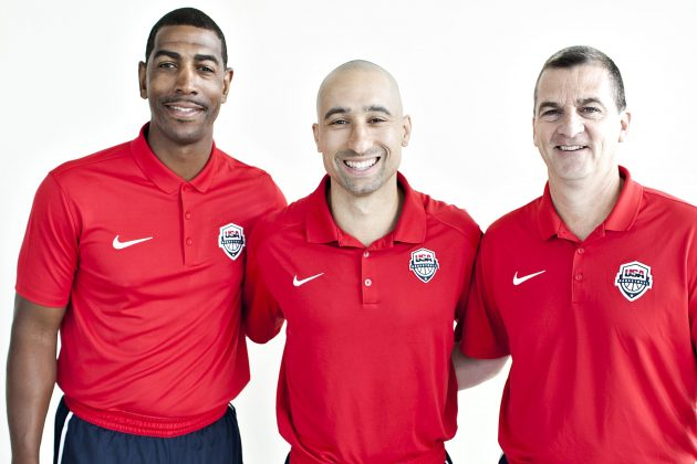 Kevin Ollie Helps Lead USA U18 Team to Gold