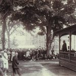 Holcomb Hall Dedication, Connecticut Agricultural College - Copy