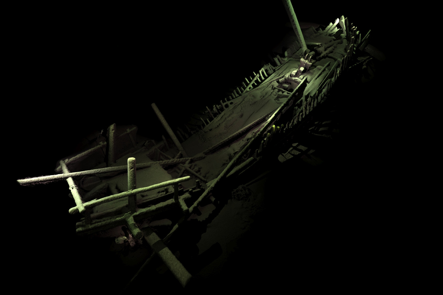 Black Sea Project Discovers Unseen Medieval Ship