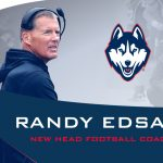 Randy Edsall named UConn's football coach.