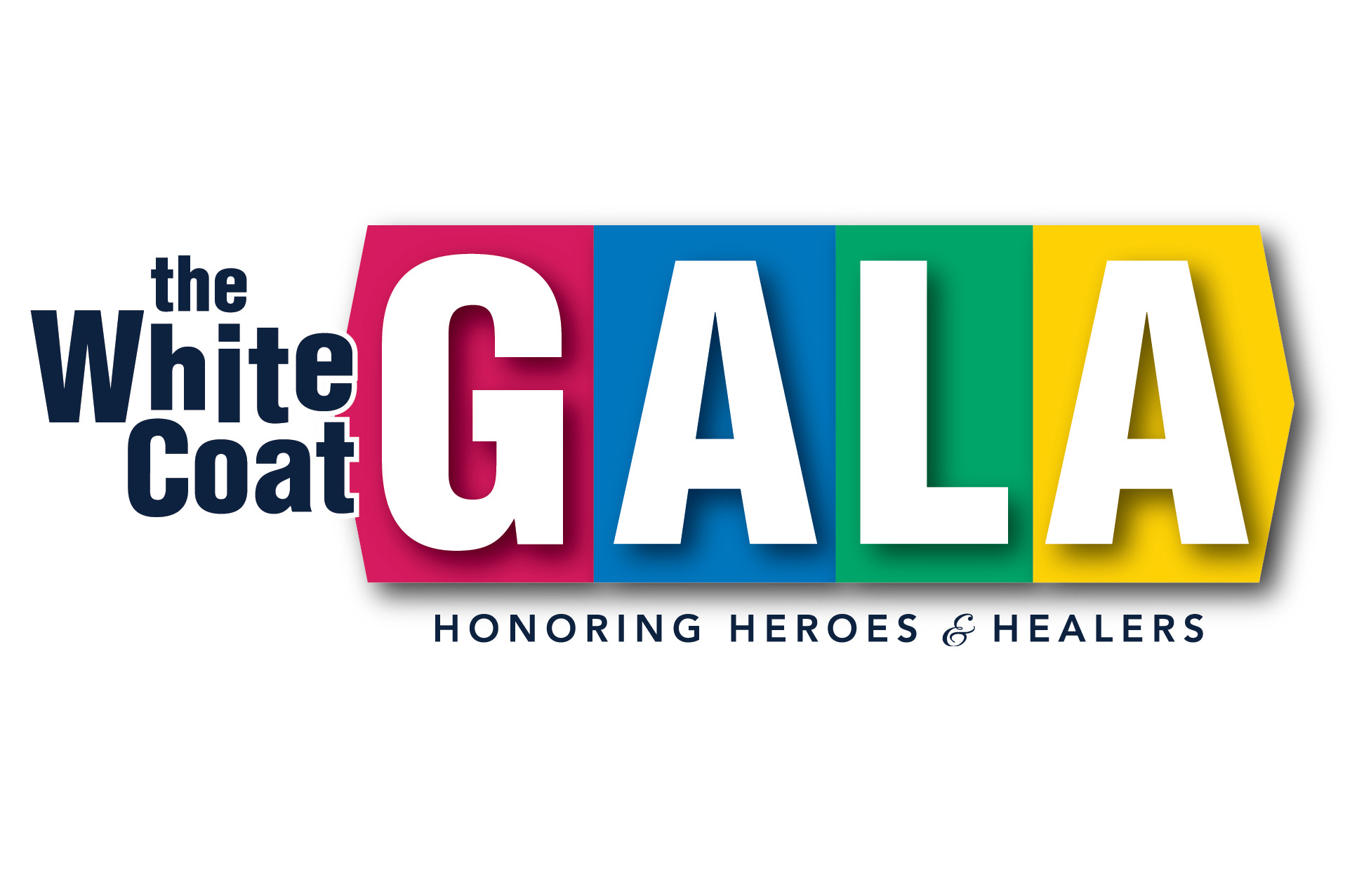 white coat gala 2017 logo