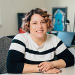 Cinthia Satornino, assistant professor of marketing. (Nathan Oldham, School of Business/UConn Photo)
