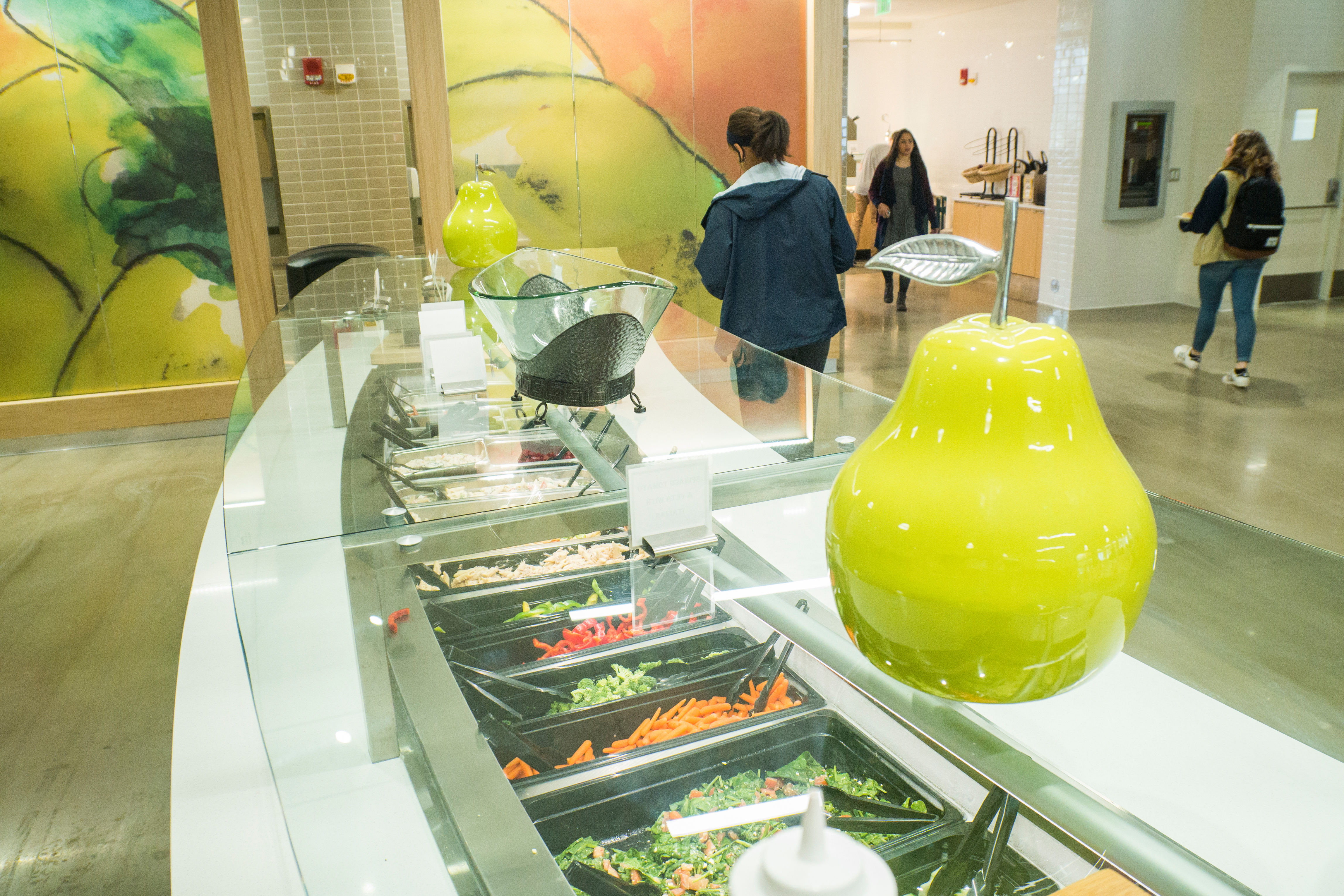 UConn Among First Universities to Gain 'Green' Rating at All Dining Halls