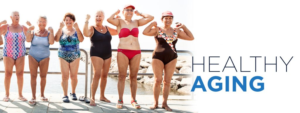 Healthy Aging. (Getty Images)