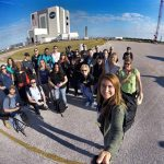 The group of people I was given the opportunity to share my experiences with at NASA.