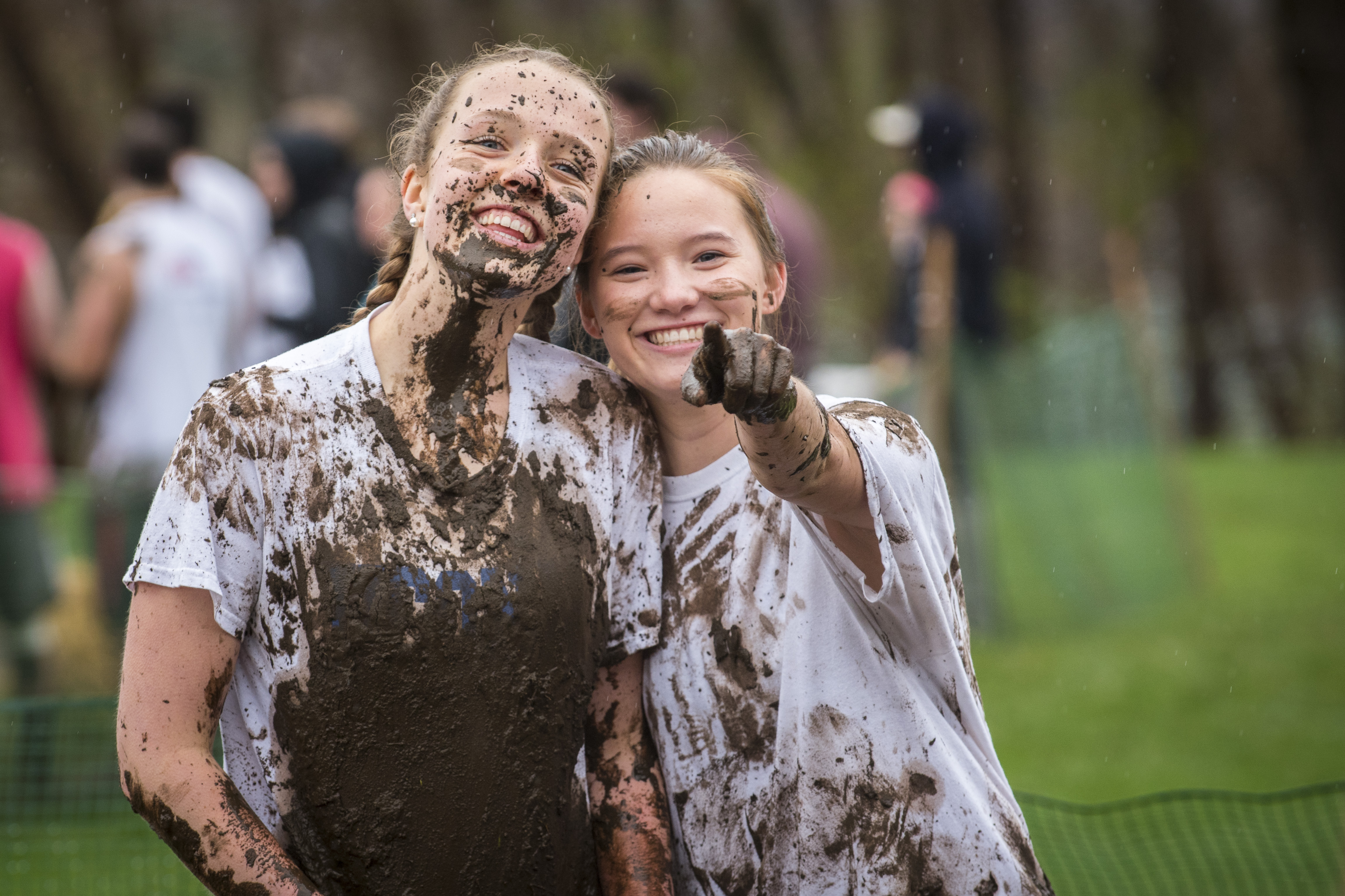 OOzeball: When the Mud Sticks