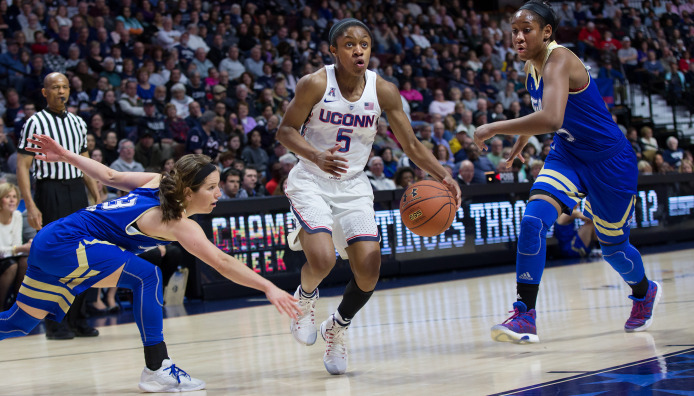 Two Huskies Picked for USA Basketball World Cup Team