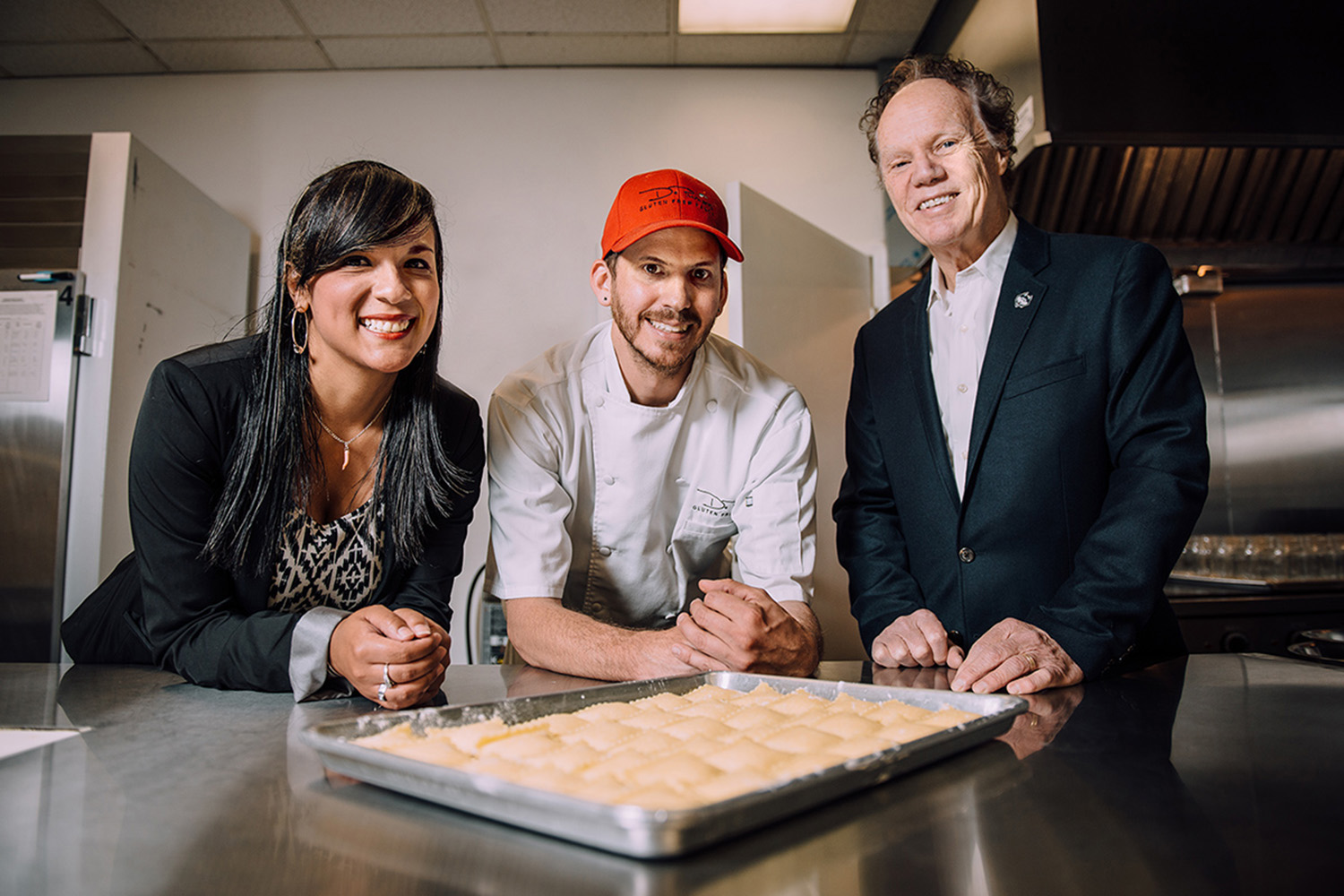 Gluten-Free and Worry-Free: Pasta Business Gets Help from MBA Student